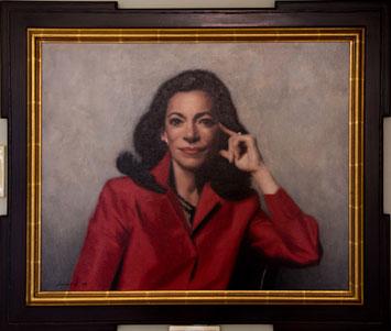 Portrait of Mrs. Jane DiSabatino Castle