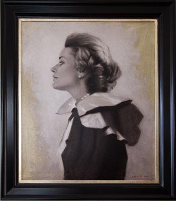 Portrait of Mrs. Elise Ravenel du Pont